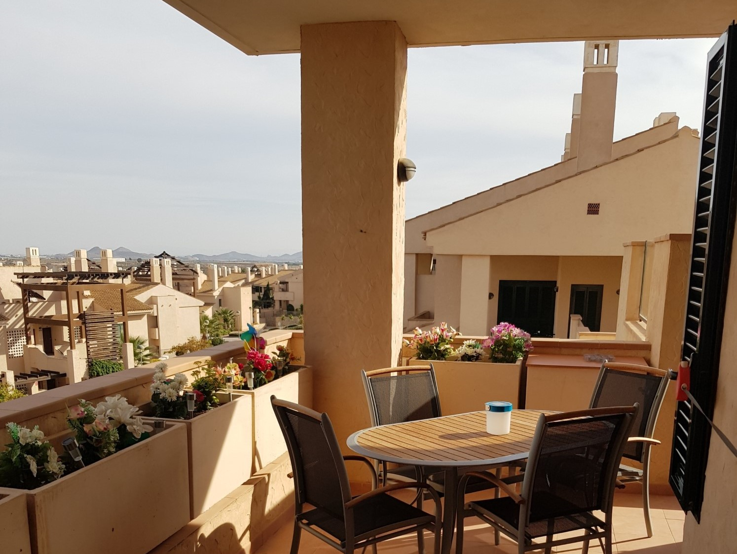 Oasis Furnished Penthouse Apartment