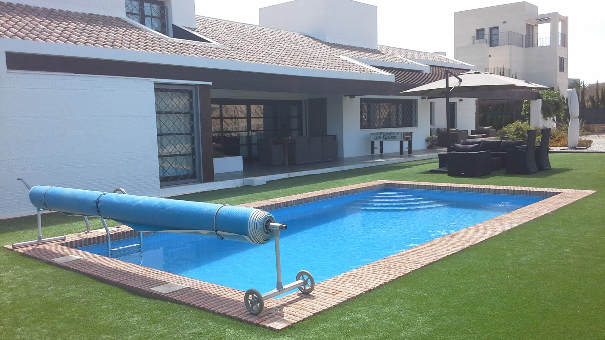 Luxury Villa Zambra Paraleja Golf