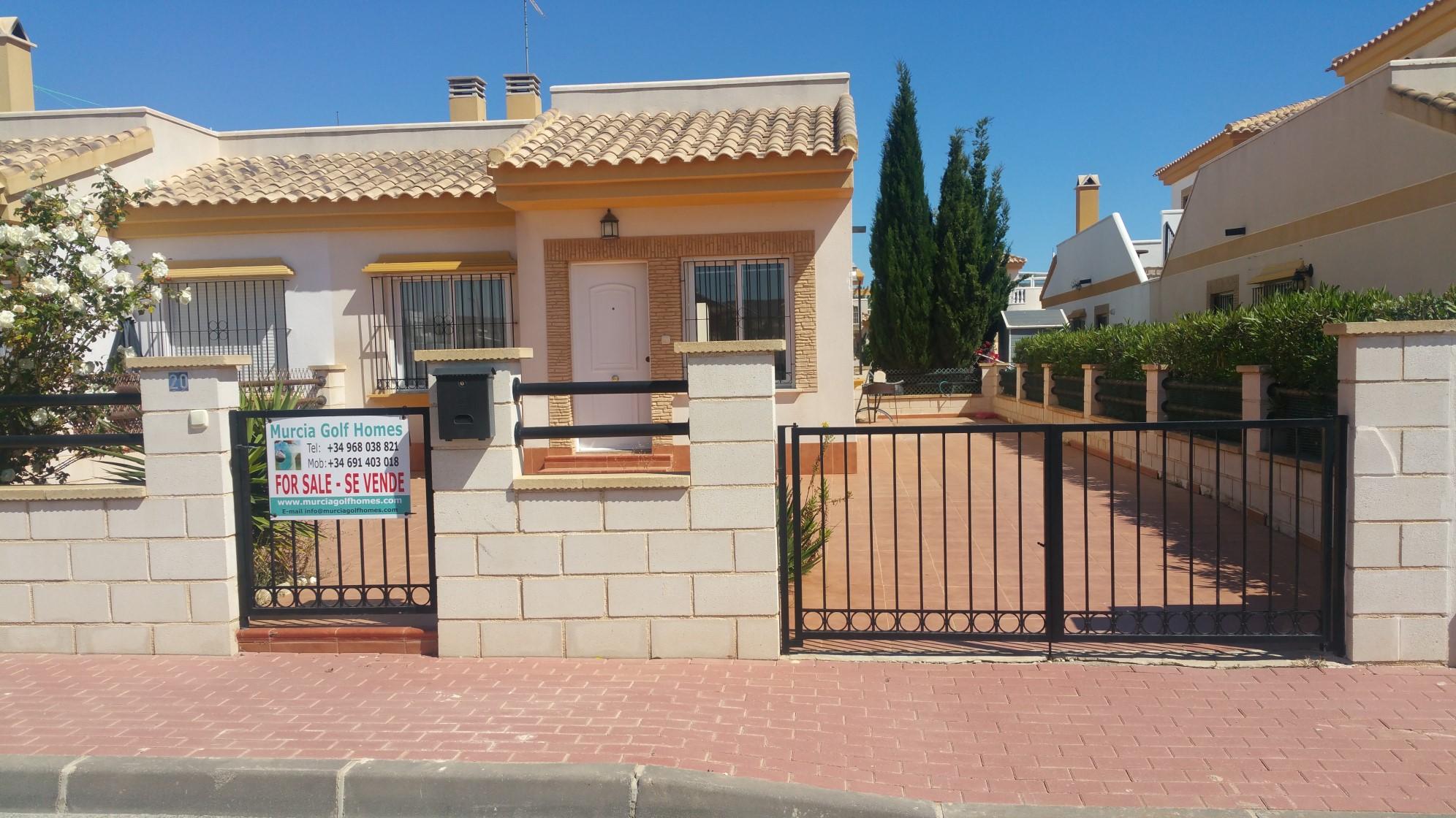 Villa Semi Detached Sucina