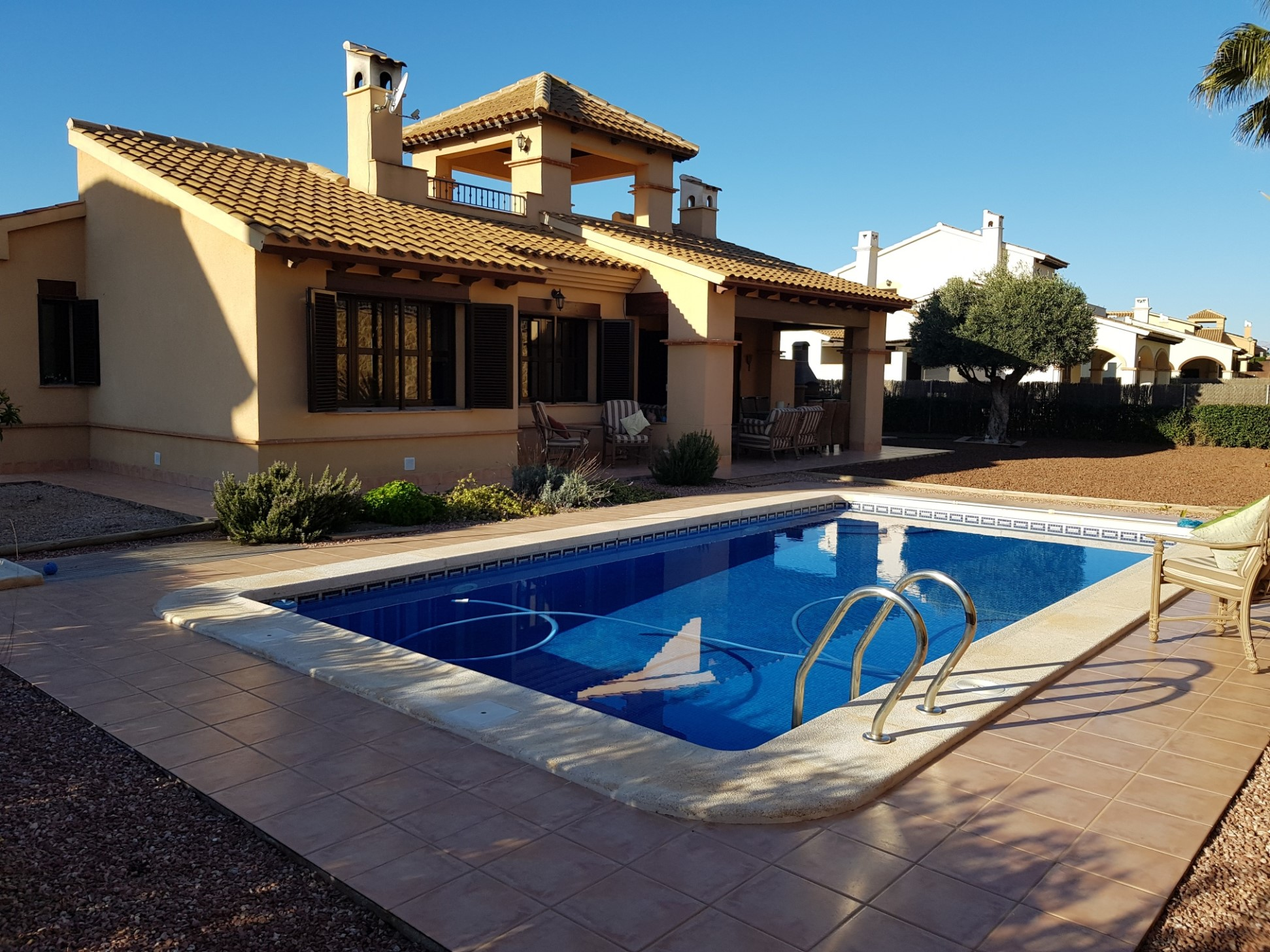 Luxury Detached Villa With Pool