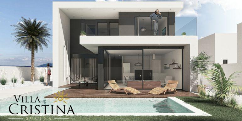 Villa Cristina Large