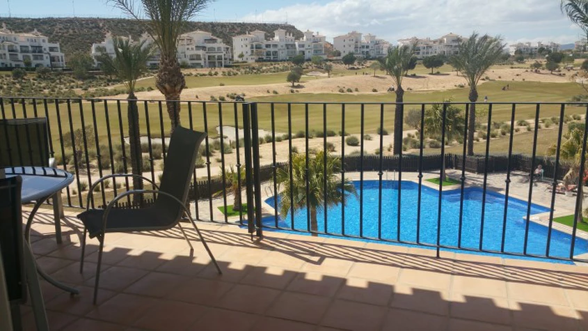 Hacienda Riquelme First  floor Large Sunny Terrace