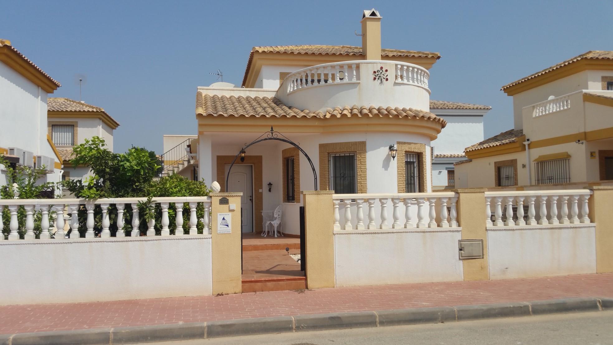 Detached Villa & Pool, Sucina