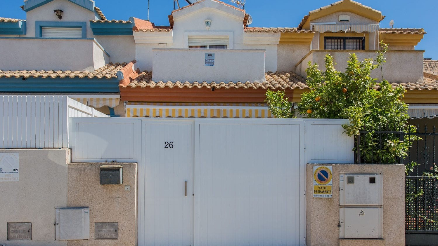 3 Bed Townhouse Lo Pagan