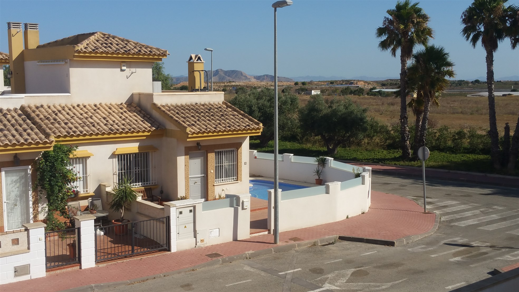 Corner Villa Sucina with Pool