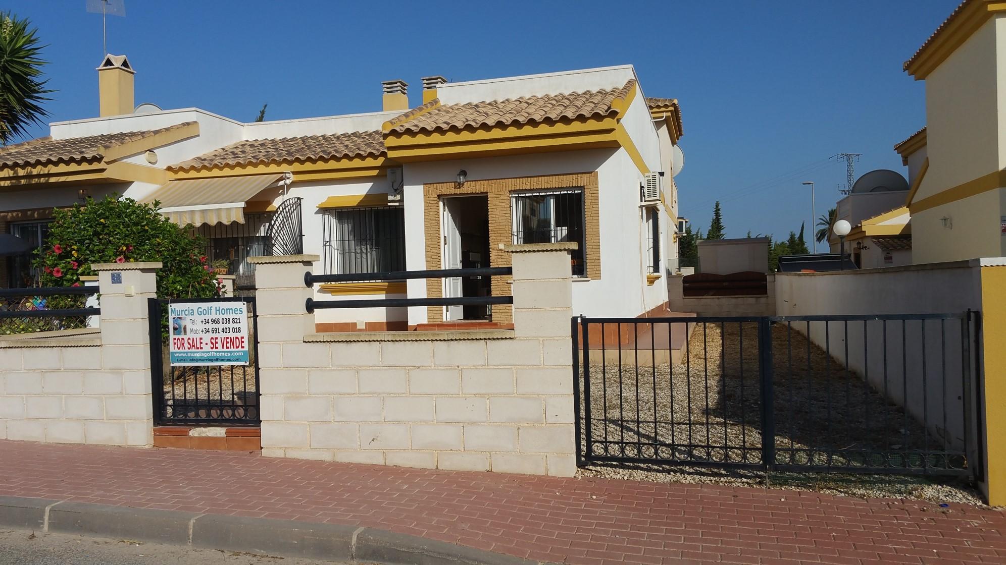 Semi Detached Villa Sucina