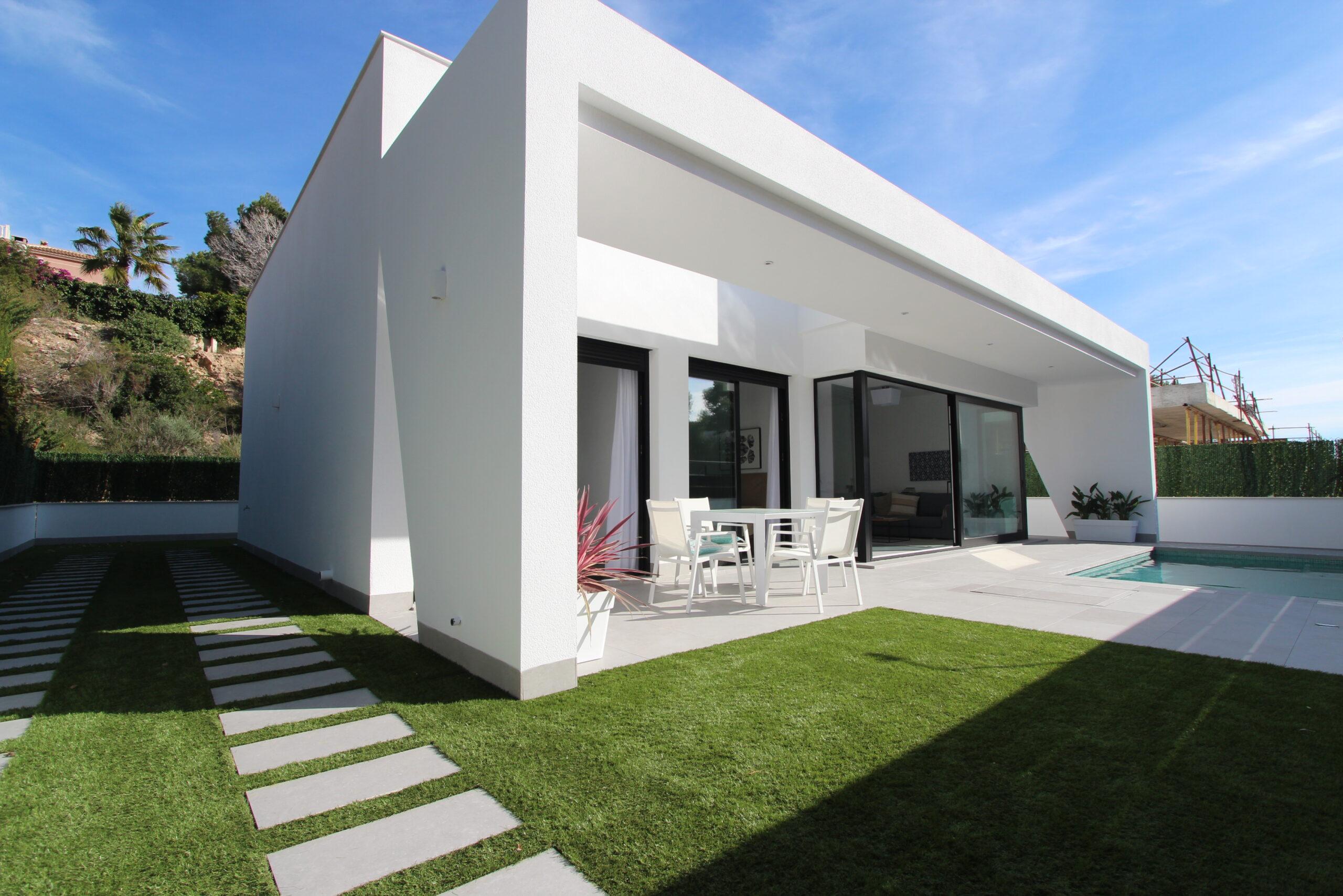 Luxury New Build Villas