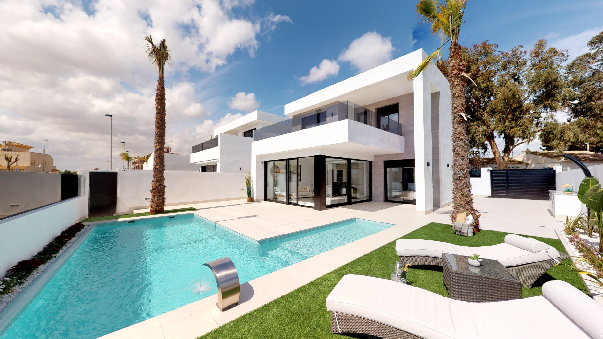 Stunning New Build Villa with Pool