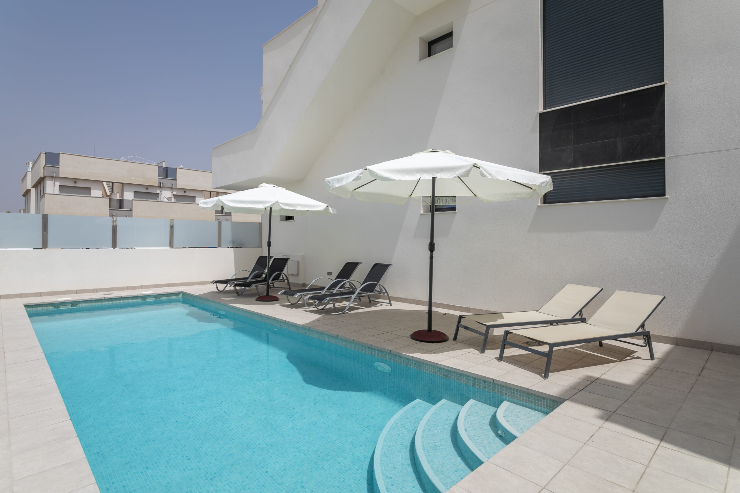 4 Maisonettes with Community Pool in Lo Pagán