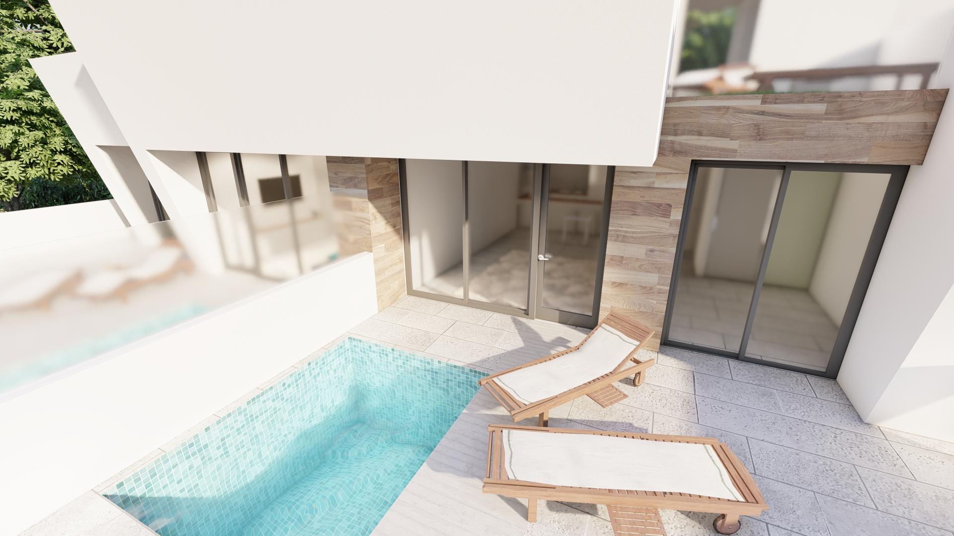 Modern New Build Villas Torre Pacheco